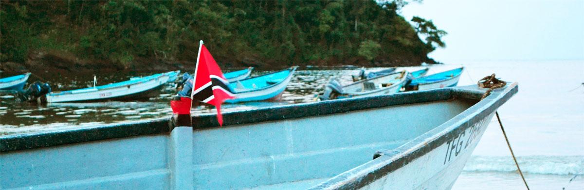 fishing boat, Trinidad